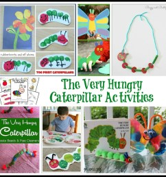 The Ultimate List of Eric Carle Activities [ 1024 x 1024 Pixel ]