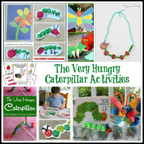 small resolution of The Ultimate List of Eric Carle Activities