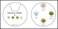 Seasons Wheel - Teaching Mama