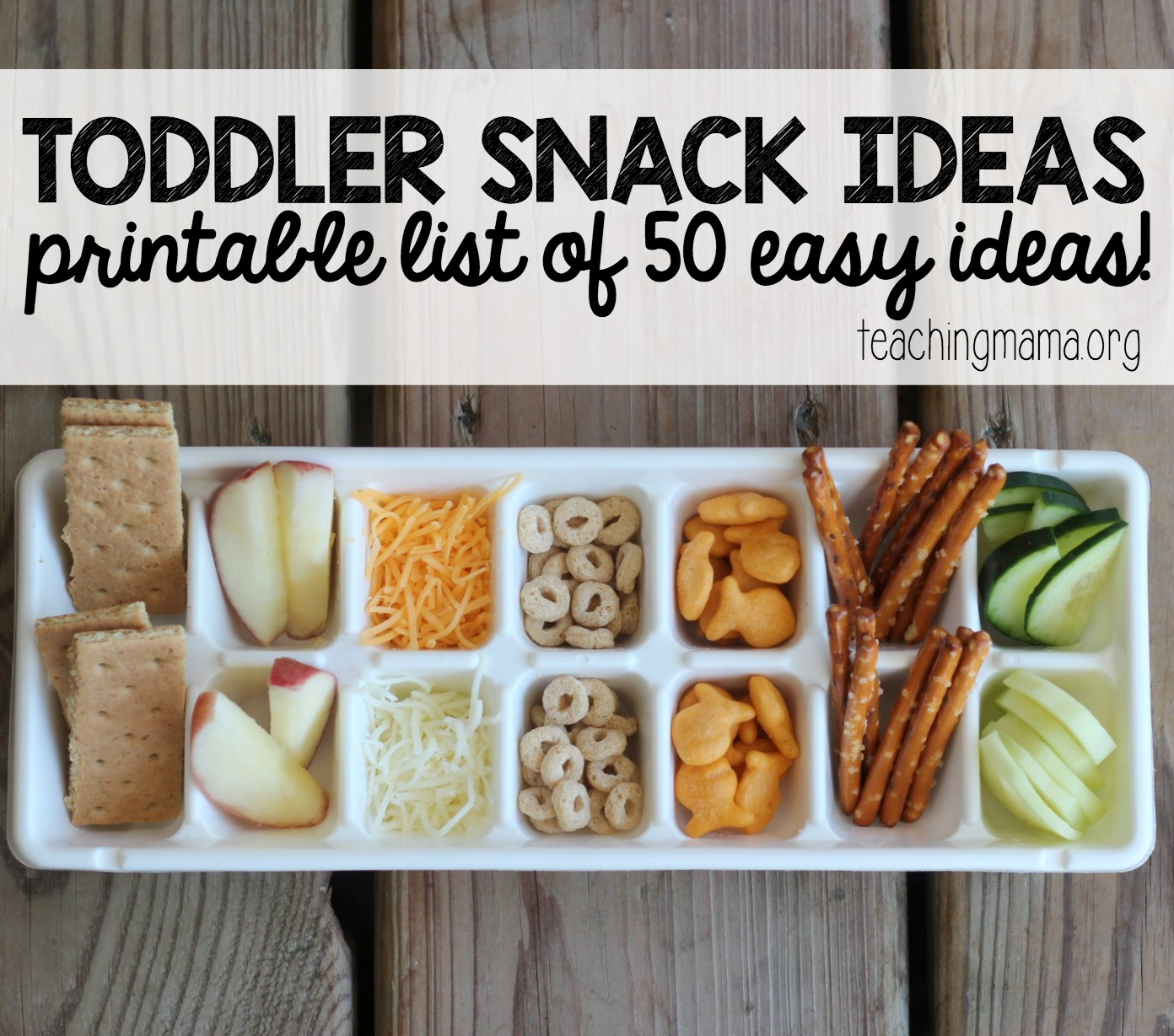 Healthy Cakes Toddlers
