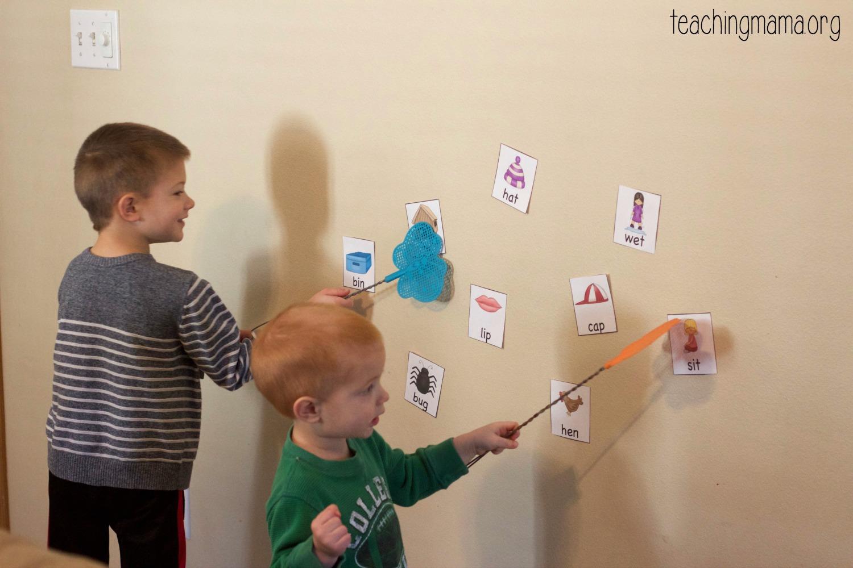 Rhyme Time Packet For Preschoolers