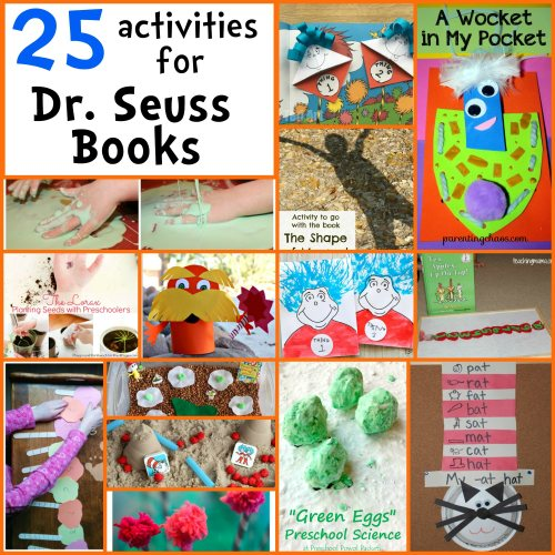 small resolution of 25 Dr. Seuss Activities
