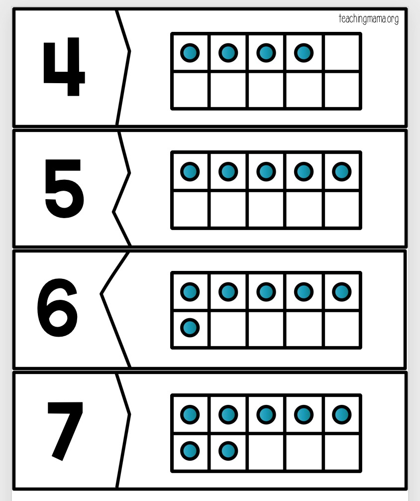 medium resolution of The Ultimate Guide to Using Ten Frames