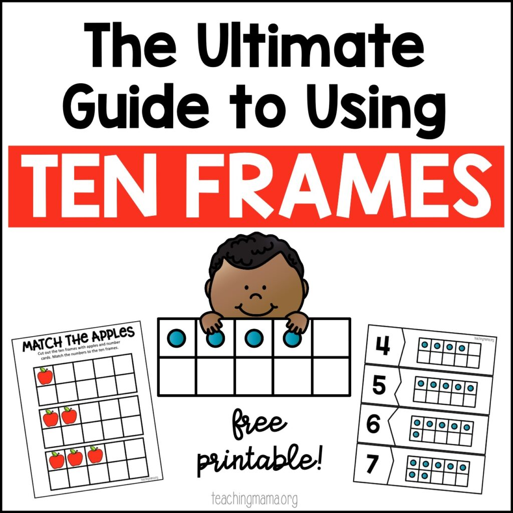 hight resolution of The Ultimate Guide to Using Ten Frames
