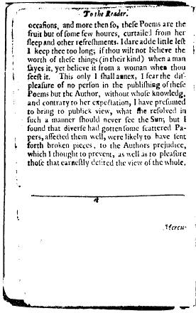 Bradstreet Preface 2