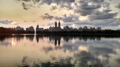 Jacqueline Kennedy Onassis Reservoir via the author