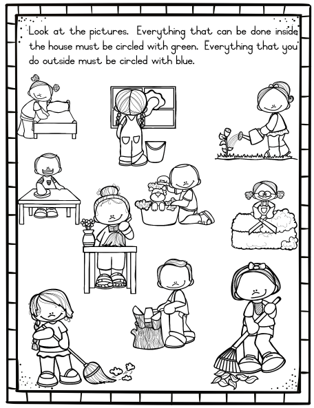 Grade 1 Life skills Workbook Term 2