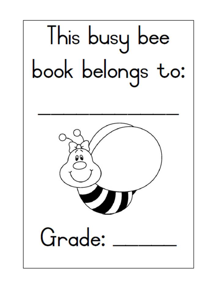 Busy Bee Book