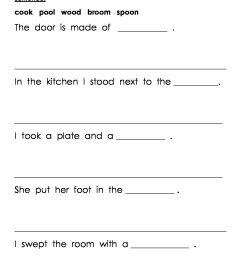 Long Oo And Short Oo Worksheets   Printable Worksheets and Activities for  Teachers [ 1497 x 1058 Pixel ]