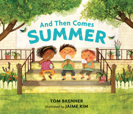 june and then comes summer tom brenner