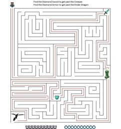 Mazes - Teaching Squared [ 1024 x 791 Pixel ]