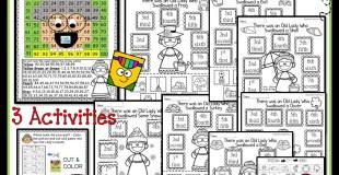 Winter Activities for K-2