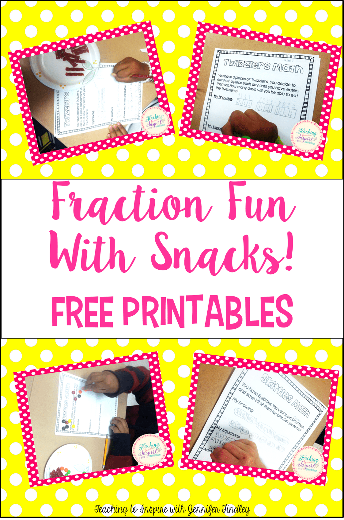 Multiplying And Dividing Fractions Fraction Fun With