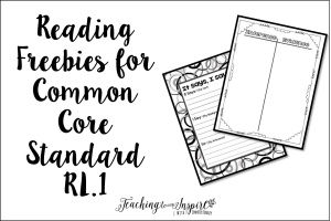 Teaching Theme and Summarizing : Common Core Reading