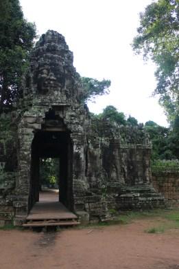More temple gates