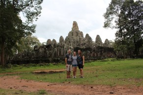 Bayom temple