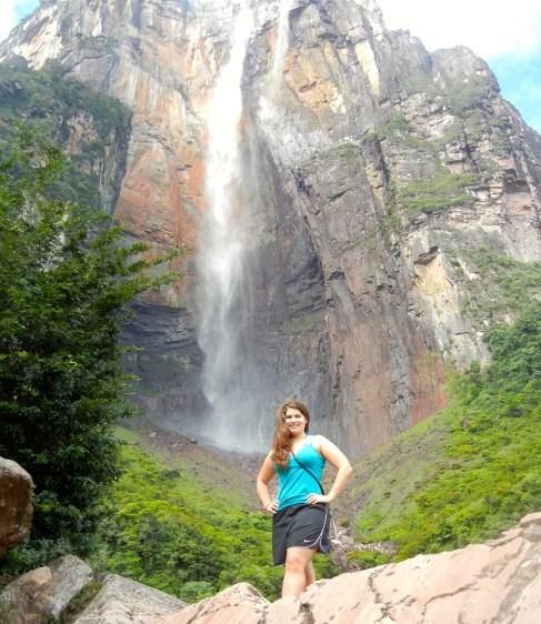 Beautiful Water Fall Scenery Wallpapers What Is It Like Teaching In Venezuela Teaching Wanderlust