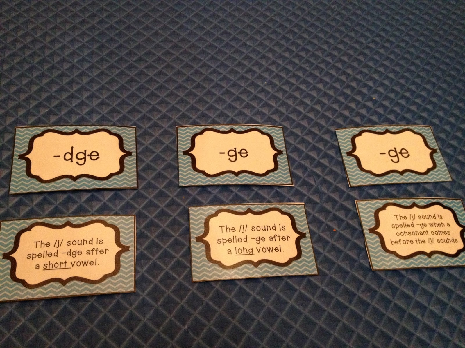 hight resolution of dge and -ge Word Ending Intervention (and Freebie) \u0026 A Newsletter Surprise!  - Teaching with a Mountain View