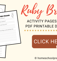 Ruby Bridges Activities and Printables for Black History Month [ 1260 x 2240 Pixel ]