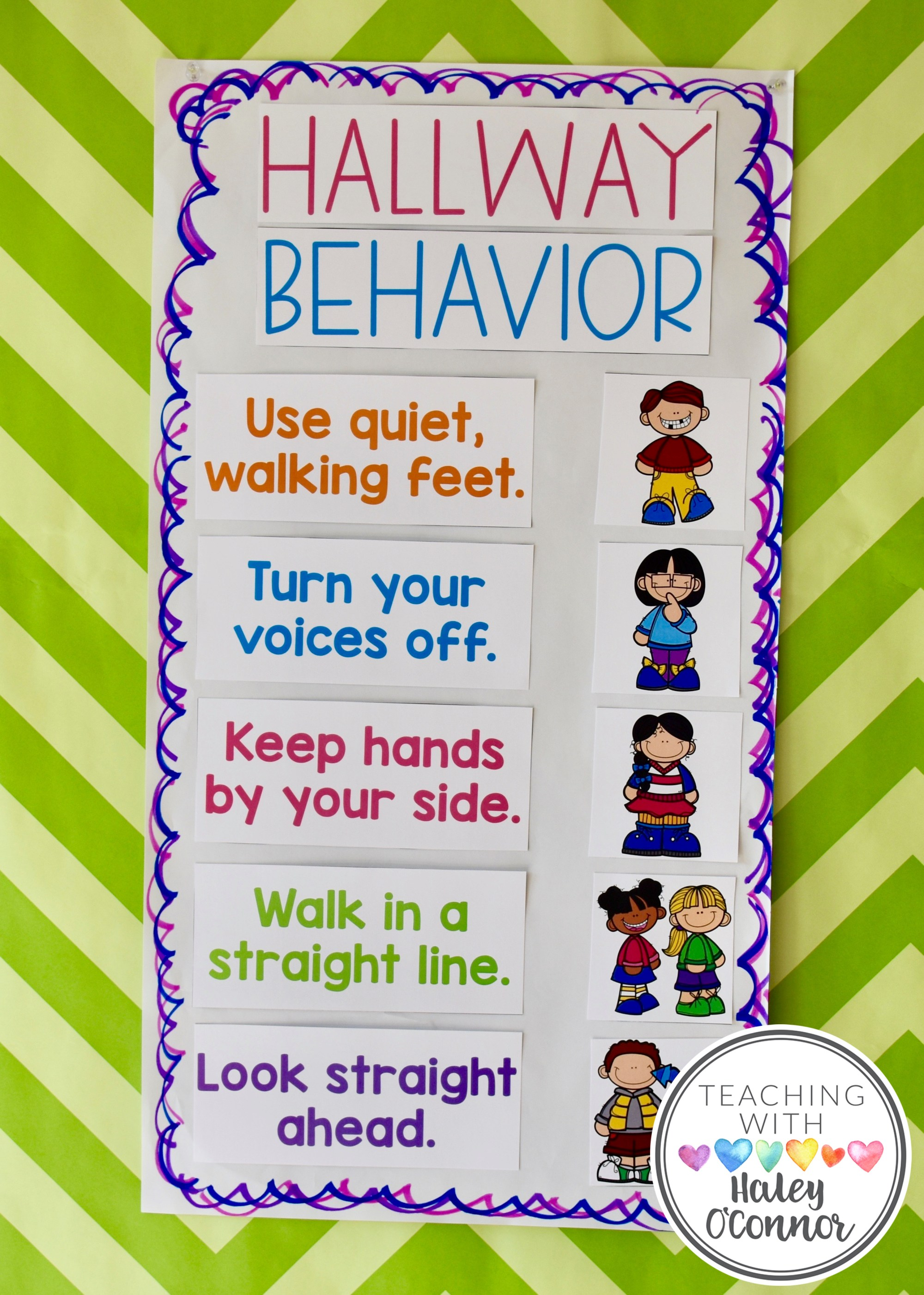 hight resolution of The First Week in First Grade   Teaching With Haley O'Connor