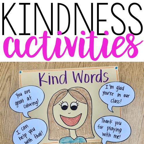 small resolution of Kindness Lessons and Activities   Teaching With Haley O'Connor
