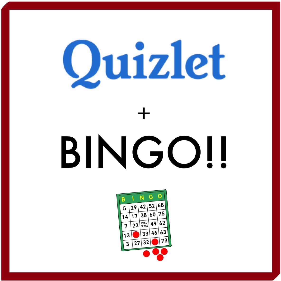 Use Quizlet To Play Bingo In Your Classes Teachingwithipad