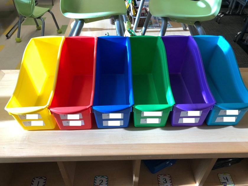 teacher organization labels