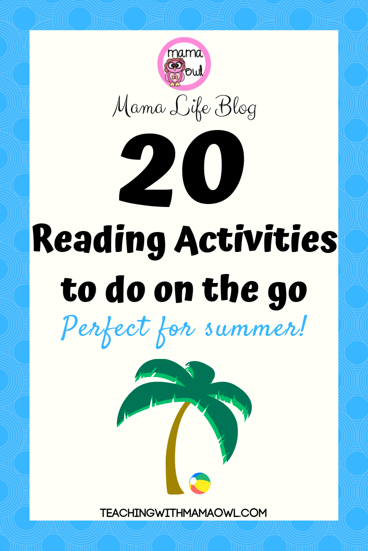 20 reading activities to do on the go4