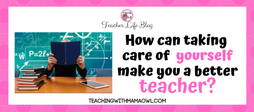 T.15 Teacher Self-Care Banner