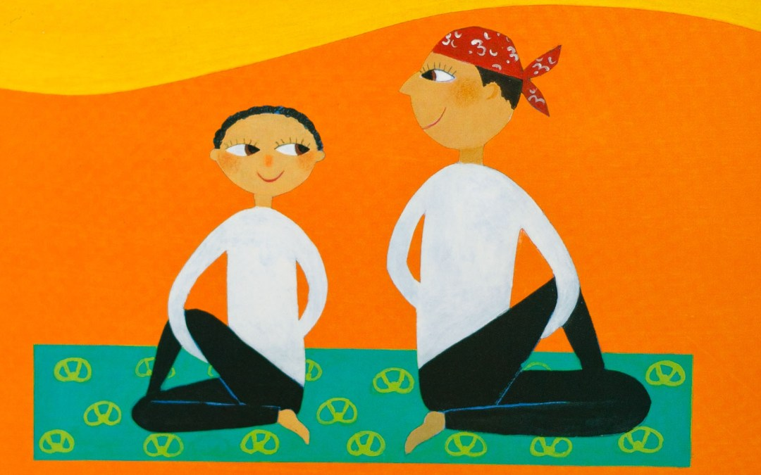 Kid's Books and Yoga~ Perfect Together