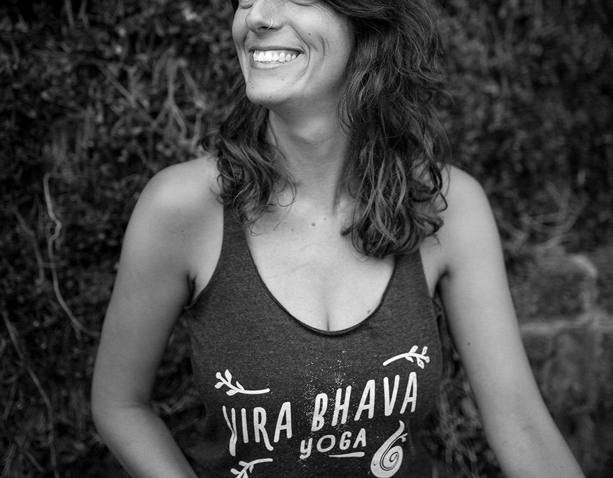 Yoga Energetics with Kelly Golden