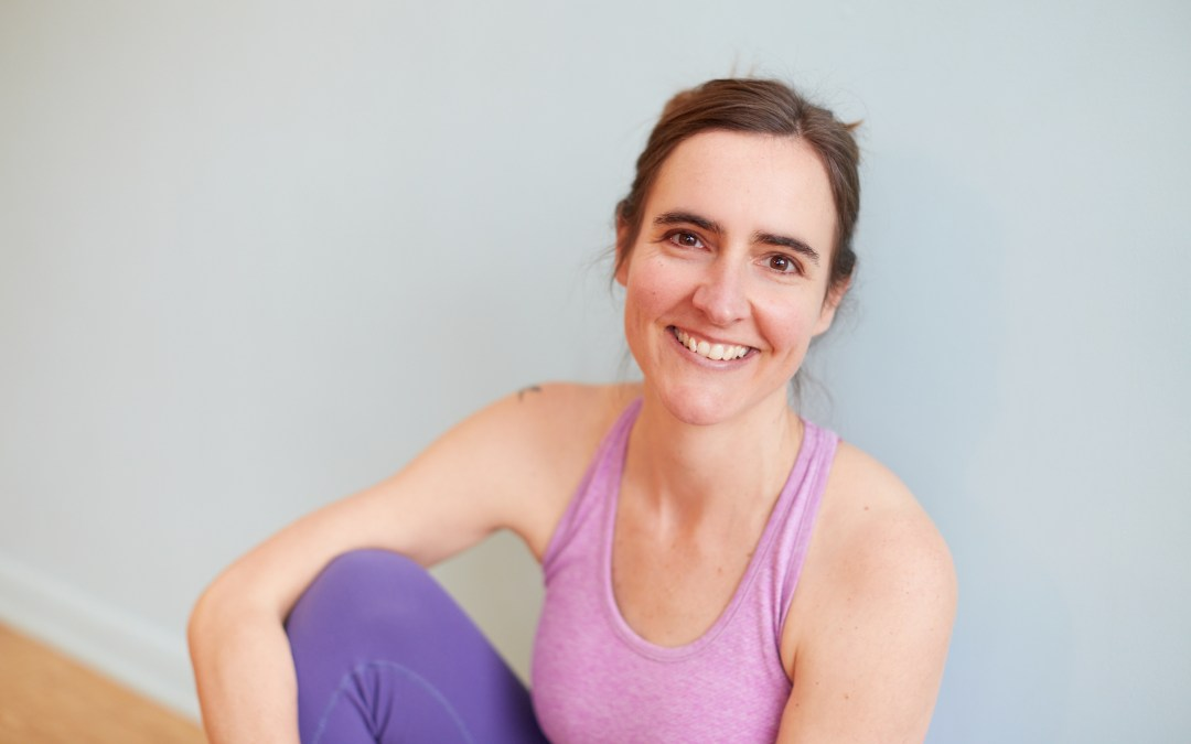 Hypermobility & Yoga with Libby Hinsley