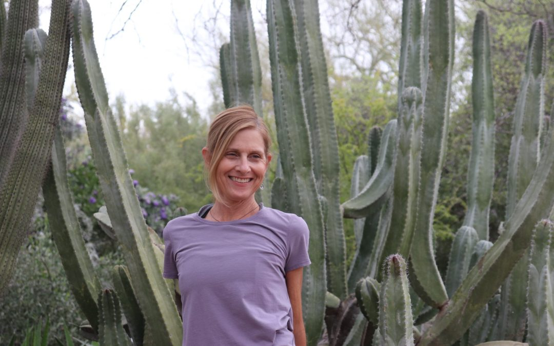 Julie McKune ((On Air Coaching Call))