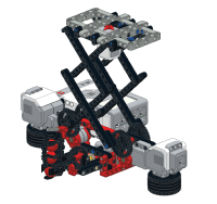 LEGO Mindstorms Booby Trap - Teach Kids Engineering