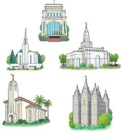 temple clipart [ 1880 x 2048 Pixel ]