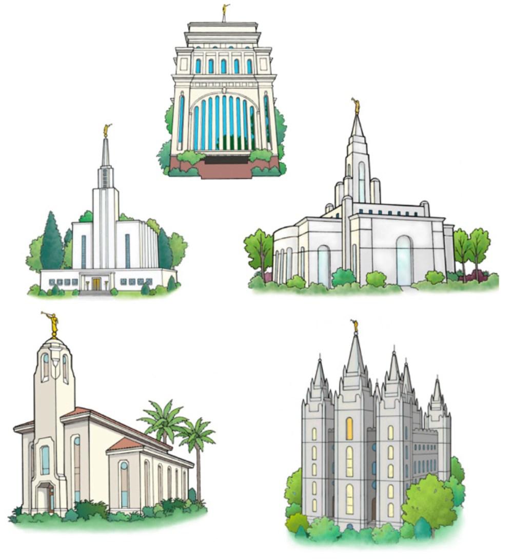 medium resolution of temple clipart