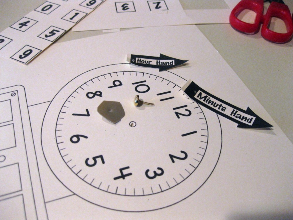 medium resolution of the terrific task of teaching kids how to tell time - teach mama