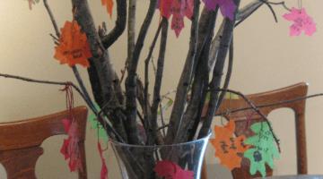 thankful tree | teachmama.com