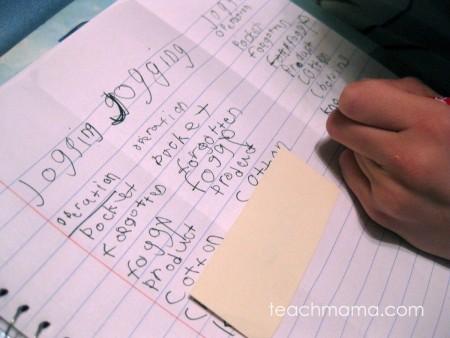 trace copy recall   learn words   teachmama.com