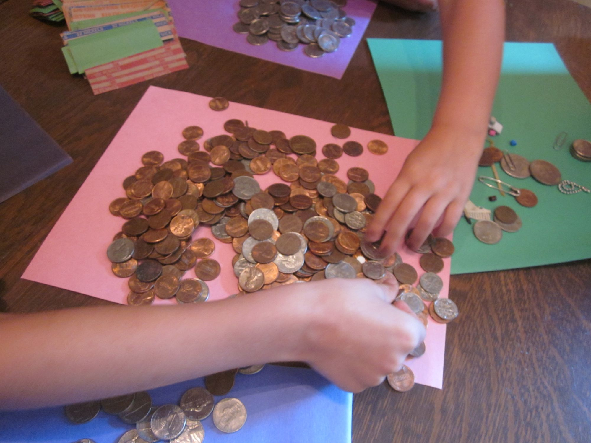 Counting Money 4