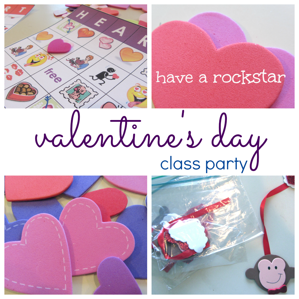hight resolution of how to throw a rockstar valentine's day class party