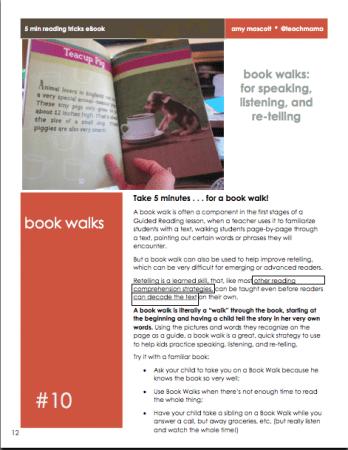5 min tricks book walk cover