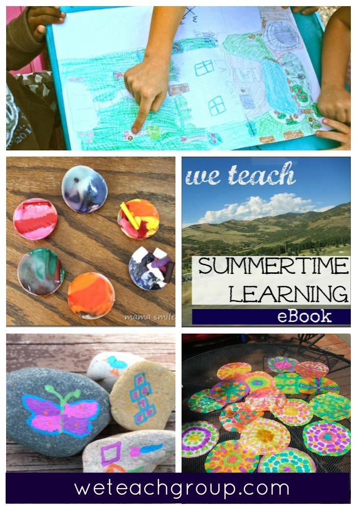 we teach summer ebook