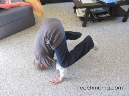 disney surprise scavenger hunt for kids | teachmama.com