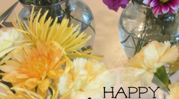 happy first day teacher flowers teachmama.com