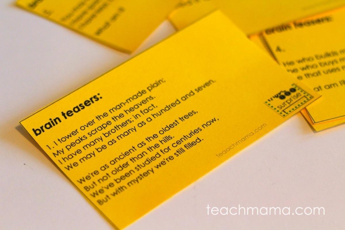 Brain Teasers For Kids Teachmama