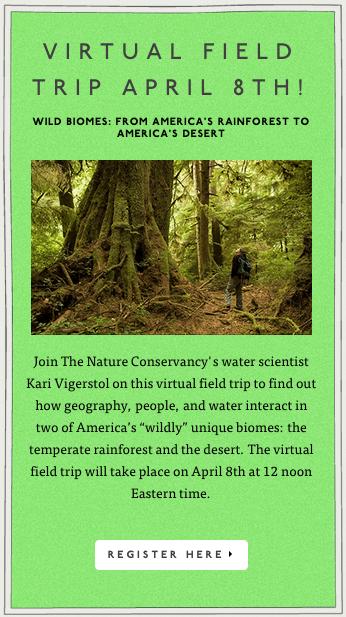 Wild Biomes-- From America's Rainforest to America's Desert