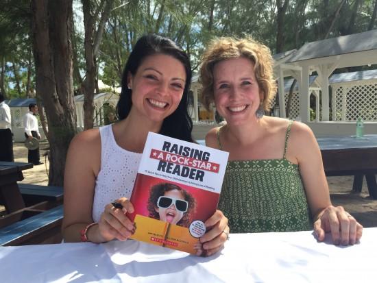 allie amy raise a reader