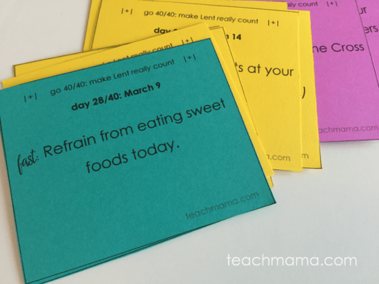 lent for modern catholic kids | daily reflections and prayers