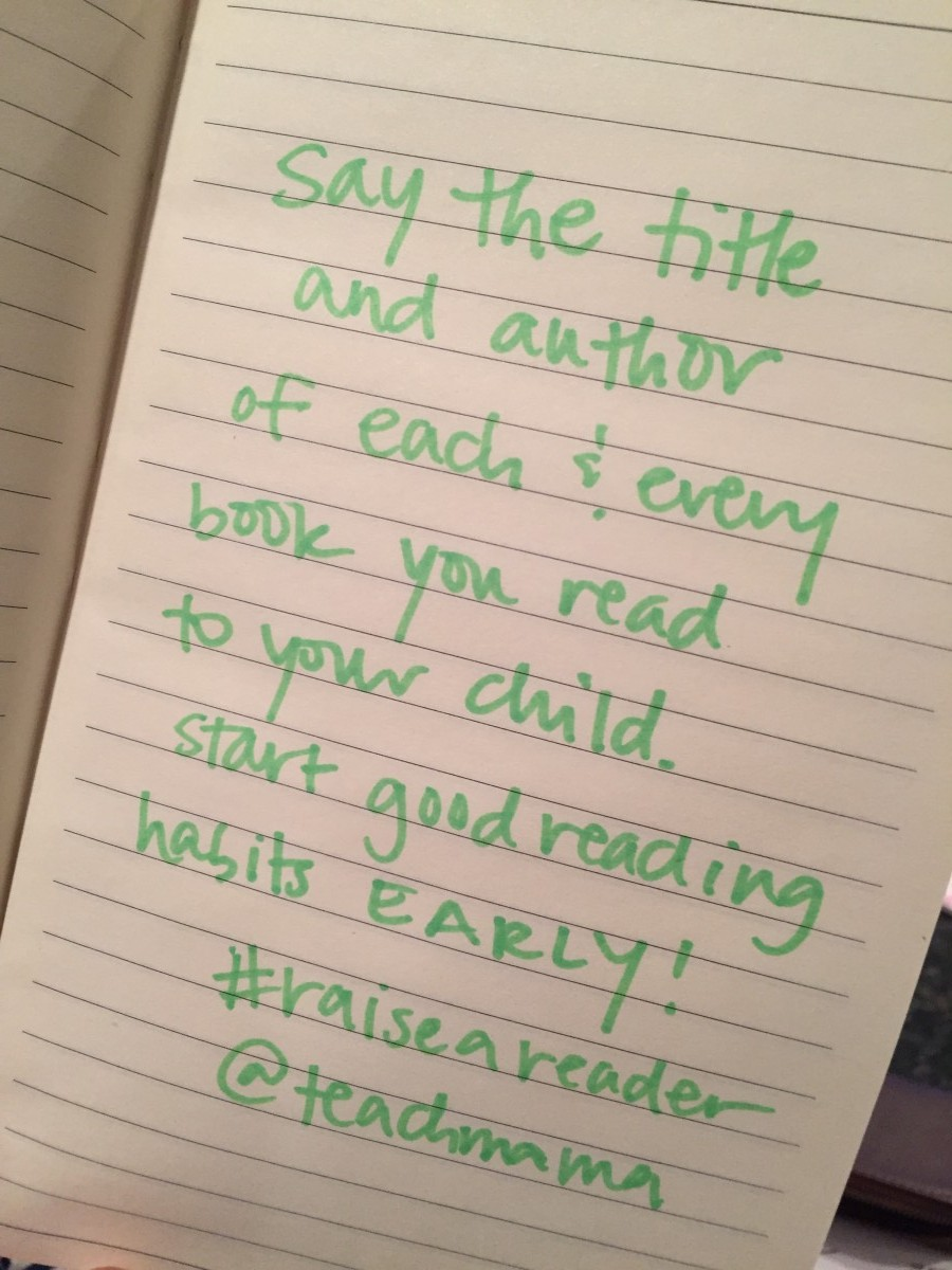 daily reading tip | teachmama.com #raiseareader